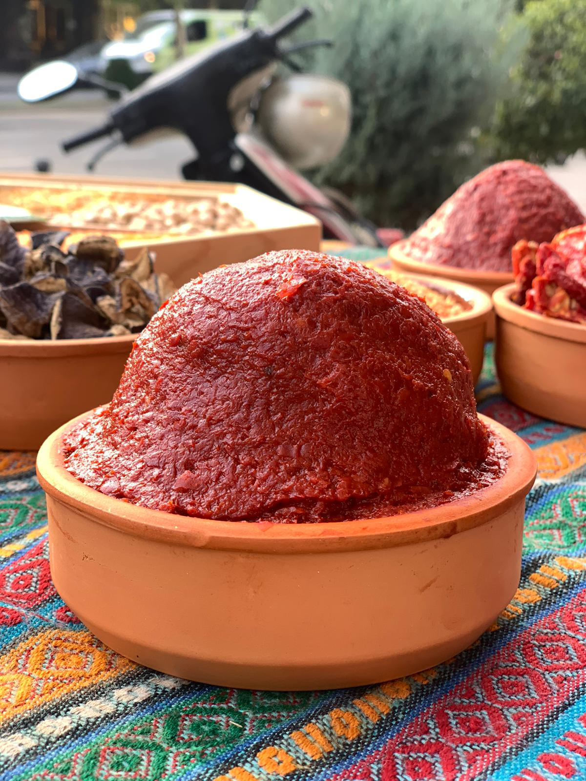 domates salçası